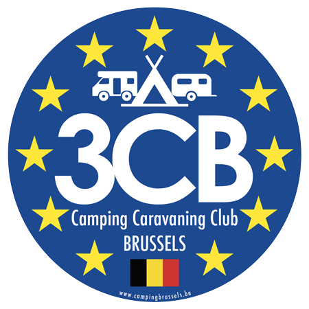 Logo Camping Caravaning Club Brussels 3CB